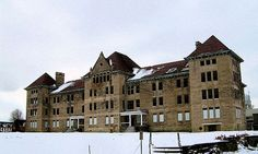 The Peoria State Mental Hospital