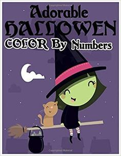 This Adorable Halloween Color By Numbers Design book is perfect gift everyone.  Everybody can draw and color by number in this design. This book is best for drawing and coloring Stress Relieving Designs for kids ages 8-12 Relaxation.  Our color by number book has a variety of fun and challenging to do color in the pictures for you to enjoy. This book is the best printed for the customer who loves drawing and coloring by number. This book has also every color name for coloring Free Stories For Kids, Free Kids Books, Free Books To Read, Good Books, Preschool Coloring Pages, Coloring Pages For Girls, Coloring Book Pages, Online Reading For Kids, Kids Reading Books