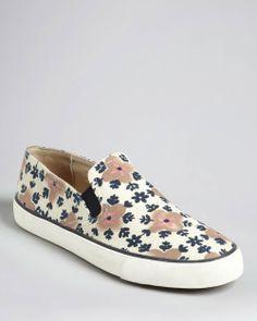 Tory Burch Slip On Sneakers - Miles | Bloomingdale's