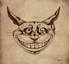 cheshire cat alice madness returns - Google keresés