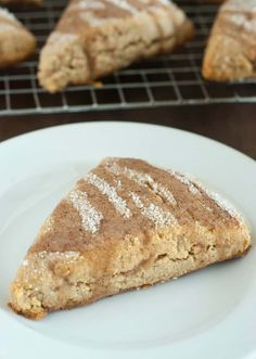 Cinnamon Scones Recipe- next time, 1 egg and only 4 tbsp butter