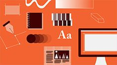 Graphic Design Fundamentals Online Business Course on CreativeLive
