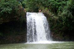 Cascatinha (Águas da Prata/SP)