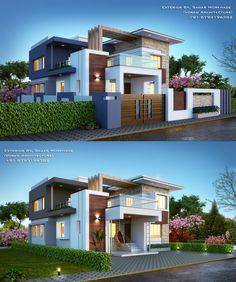 418 best house facade images in 2019 narrow house modern houses rh pinterest com