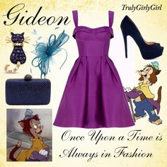 """Disney Style: Gideon"" by trulygirlygirl on Polyvore"