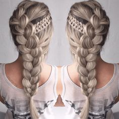 21 Braided Hair Looks > CherryCherryBeauty.com