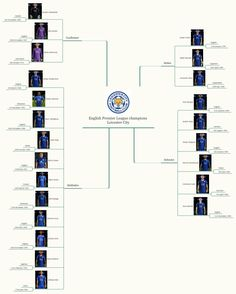 Leicester City crowned English Premier League champions!