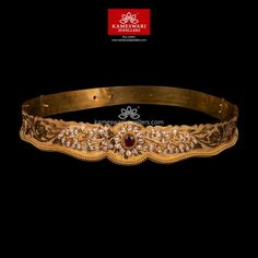 Simplistic Granduer Belt - New Ideas Antique Jewellery Designs, Gold Earrings Designs, Gold Jewellery Design, Vaddanam Designs, Indian Jewelry Sets, India Jewelry, Waist Jewelry, Traditional Earrings, Gold Jewelry Simple