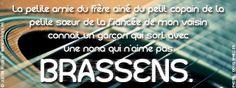 Brassens © France Inter - 2013 / Justin Folger.