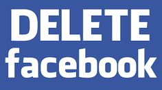 How to delete your fb account permanently! Delete Permanently Facebook Account - Facebook Delete Link