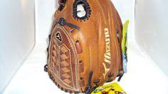 "Mizuno Adult Womens Fastpitch Softball GMVP1175F1 11.75"" Infield Glove Brown #Mizuno"