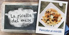 Facili, golosi e sani: prova i pancake ai mirtilli!