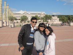 Me with Rachita & Kriti