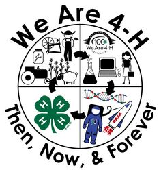 4-H for life! 100 years and still counting