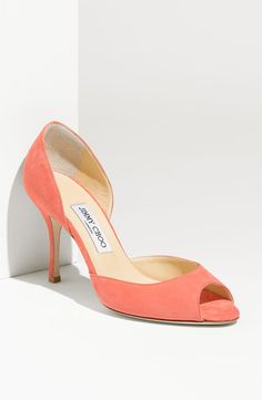 Shoes to match the bridesmaid dresses