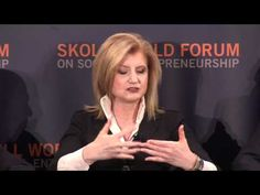 CARE president Helene Gayle joins Arianna Huffington and other panelists to discuss a changing climate at the Skoll World Forum.