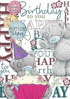 Happy Birthday #edit#post to a friend