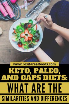 Paleo, Keto, and GAPS: What are they? The differences and similarities. Supplements For Women, Natural Supplements, Fish Oil Benefits, Cod Liver Oil, Similarities And Differences, Paleo, Keto, Gaps Diet, Natural Healing