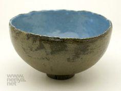Fujiwo Ishimoto・Bowl blue