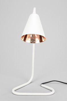 Urban Outfitters Assembly Home Paperclip Desk Lamp
