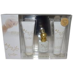 Jessica Simpson Fancy Love Women Gift Set (Eau De Parfum Spray, Body Lotion, Bath and Shower Crème) by Jessica Simpson. $12.74. Fancy Love by Jessica Simpson for Women - 3 pc Gift Set.. 3 Pc Gift Set 1oz EDP Spray, 3oz Body Lotion, 3oz Bath & Shower Cr¨¨me.. Launched by the design house of Jessica Simpson in the year 2009. It is classified as feminine fragrance. This feminine scent possesses a blend of peach blossom, goji leaf, jasmine, blush champagne, lotus bl...