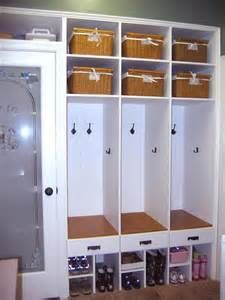 Mudroom Storage Cabinet