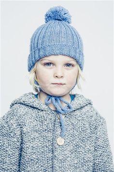 1501: Modell 10a Lue #sisu #strikk #knit