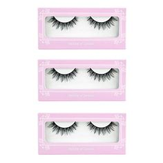 9c4bfed1269 House of Lashes | Featherette Combo Pack| Premium Quality False Eyelashes  for a Great Value