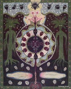 #Solange Knopf - Spirit Codex#