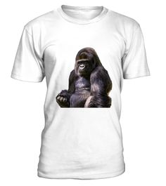 468865131 Marketplace | Teezily | Buy, Create & Sell T-shirts to turn your ideas into  reality. Male LogoPortrait CartoonApe ...