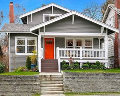 A Three-Story Craftsman in Seattle & More Houses For Sale