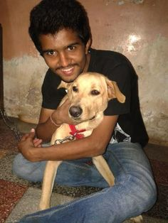 Bhavin is a student who is the proud owner of a eight month old Labrador Retriever called Onyx, whom he believes is his lucky charm. http://www.dogspot.in/lucky-charm-wags-tail/  So, how did he get to this bundle of joy home.