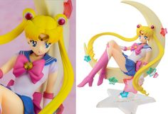 Sailor Moon Dreamy Figure <3 Ichiban Kuji A Prize (All my collection: https://www.facebook.com/prettygoodiessailormoon )