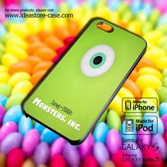 Monster Inc Green Mike Case for iPhone by hamamerajarela on Etsy, $13.99