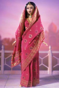 Barbie princesse indienne