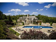 2 DEER HOLLOW In Presto PA #luxuryhomes #Pittsburgh #pools Multi Million  Dollar Homes