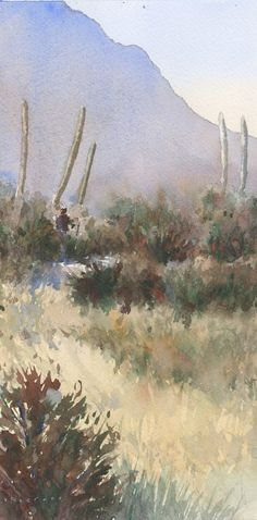 Michael Reardon Watercolors Here are my four demos from my recent workshop for the New Mexico Watercolor Society-Southern Chapter. I had a wonderful time and a great group of painters in beautiful Las Cruces. Watercolor Artists, Watercolor Landscape, Artist Painting, Landscape Paintings, Watercolor Paintings, Landscapes, Michael Reardon, Master Studies, Wonderful Time
