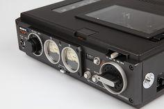 Sony EL-D8 Elcaset Portable Tape Recorder