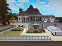 Minecraft Mansion  Villa | GAMING | Pinterest | Mansões, Vilas E Mansão  Minecraft