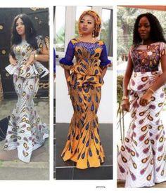 Fabulous Hot Ankara Styles for Lagos Babes