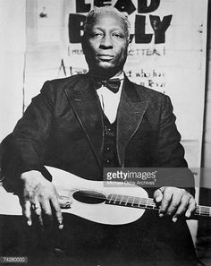Image result for leadbelly pictures