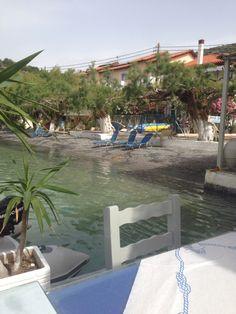 Samos Posidon beach
