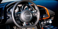 30 Minuten Audi R8 selber fahren in Hamburg #PKW #motor #auto