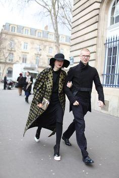Paris Fashion Week 2014 | SNAP | WWD JAPAN.COM