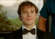 Sam Claflin as Will Traynor in Me Before You.