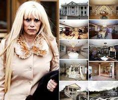 victoria gotti and the mansion
