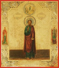 St. James the Brother of the Lord Orthodox icon