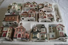 Christmas Village - Classified Ad