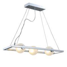 Laurie Lumi¨re luminaires éclairage suspensions blanches en