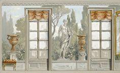 Pascal Amblard, preliminary sketch